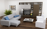 Living room Set 04